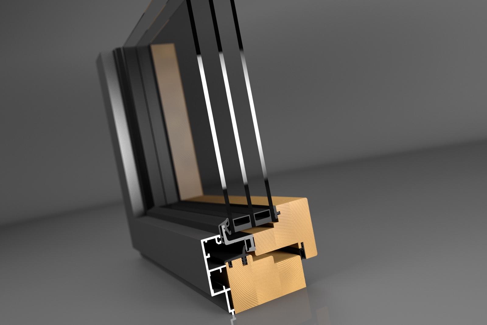 batimet - Holz-Aluminium | Systeme | Fenster | Fassaden